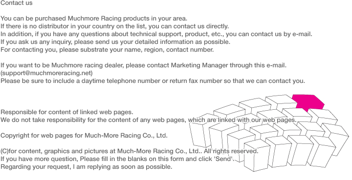 Muchmore Racing Co., Ltd.