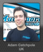Adam Catchpole (UK) Muchmore Racing Driver