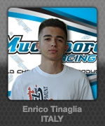 ENRICO TINAGLIA (ITALY) Muchmore Racing Driver