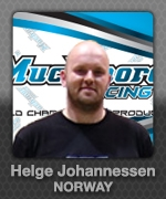 Helge Johannessen (NORWAY) Muchmore Racing Driver