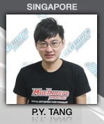 P.Y Tang (Singapore) Muchmore Racing Driver