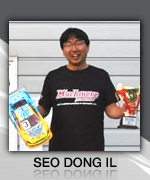 SEO DONG IL (KOREA) Muchmore Racing Driver