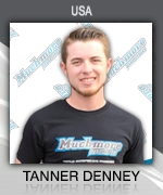 Tanner Denney (USA) Muchmore Racing Driver
