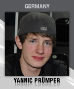YANNIC PRUMPER (GRMANY) Muchmore Racing Driver